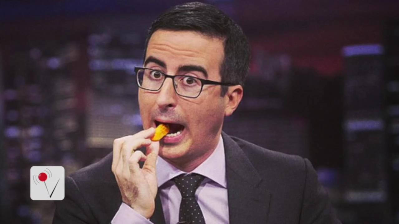 John Oliver Just Gave Away More Money Than Oprah