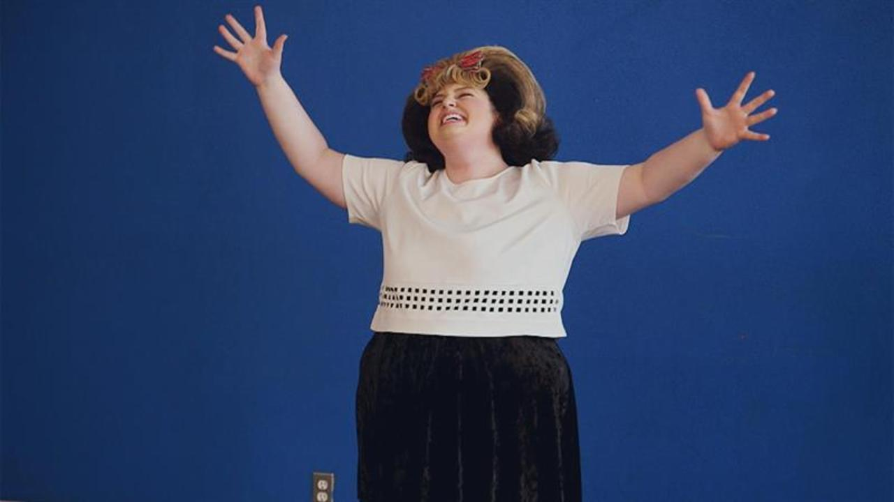 Watch 'Hairspray' star find out she got the role of Tracy Turnblad