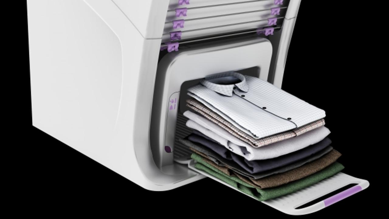 This $850 Machine Will Fold Your Laundry for You