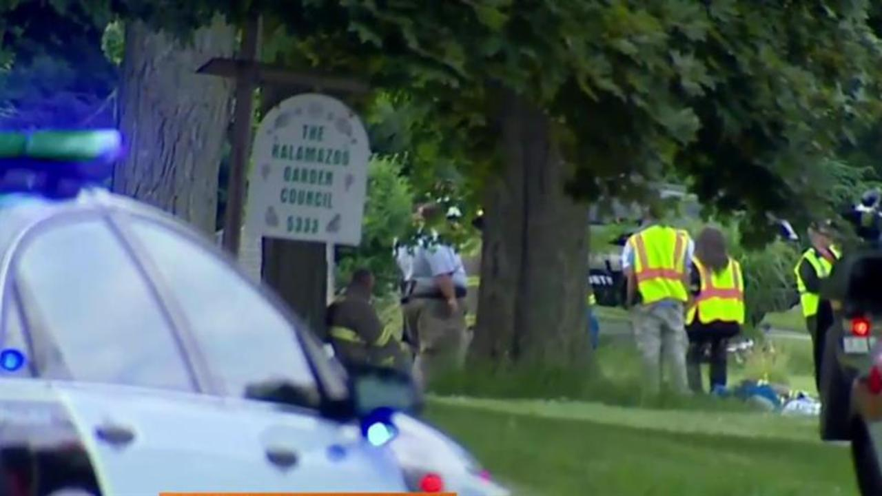 5 bicyclists killed, 4 injured in Michigan hit-and-run
