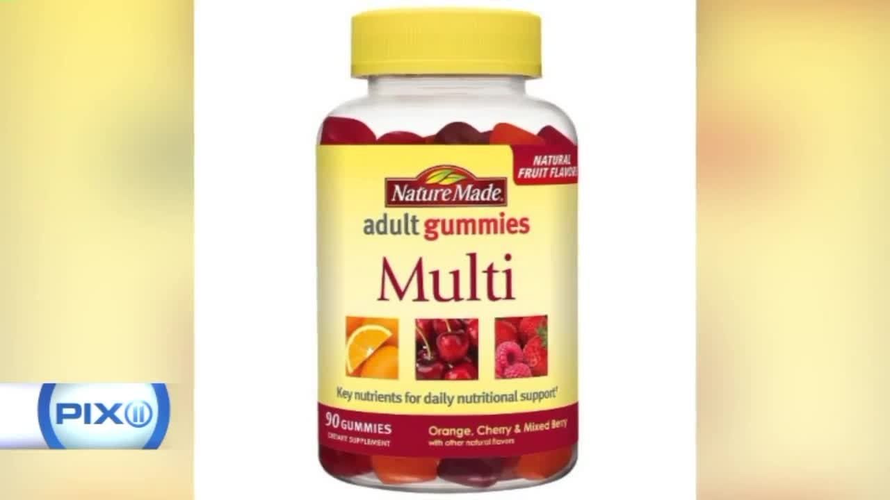 Nature Made Vitamins Recalled Over Possible Staph, Salmonella Contamination