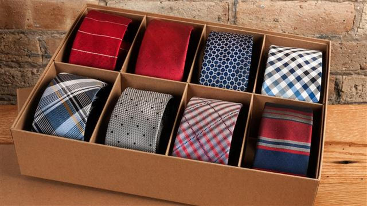 How to Pick the Right Tie for Dad
