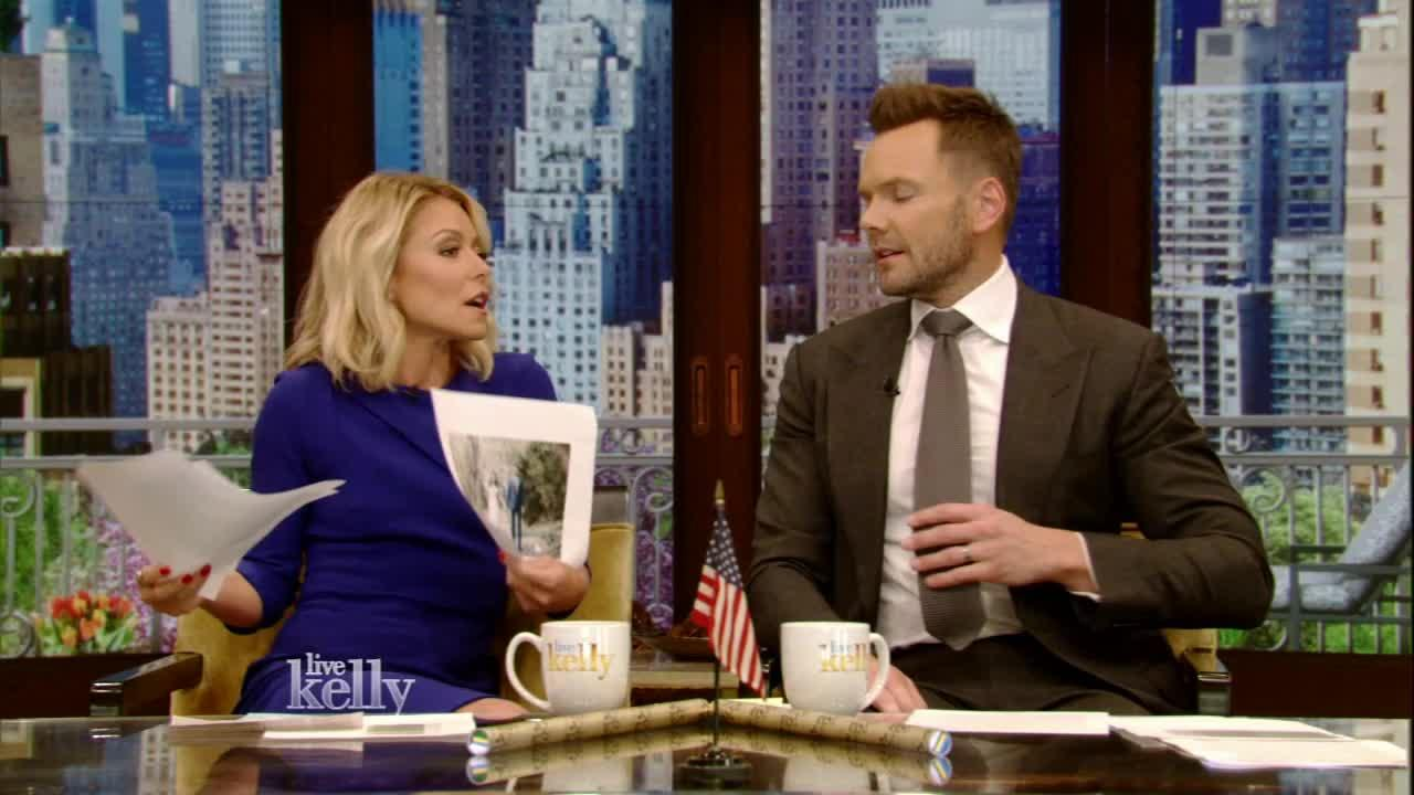 """LIVE with Kelly"": Wedding Photo Story"