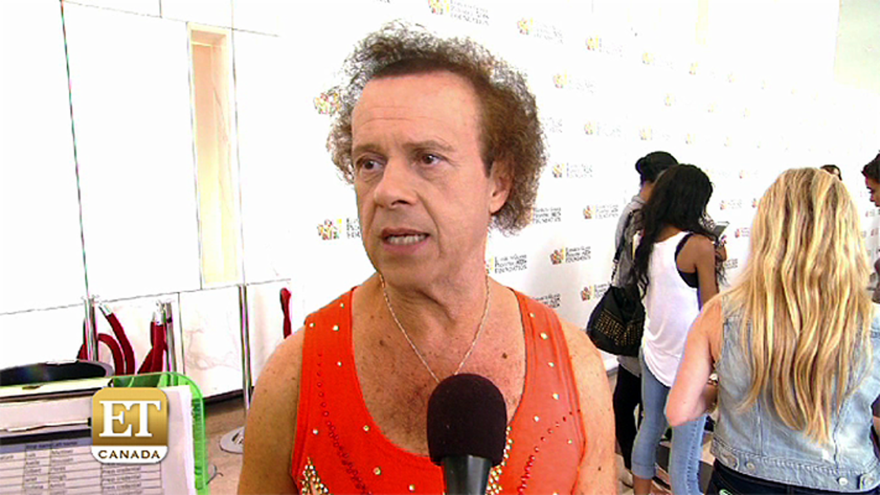 Behind The Headlines: Richard Simmons