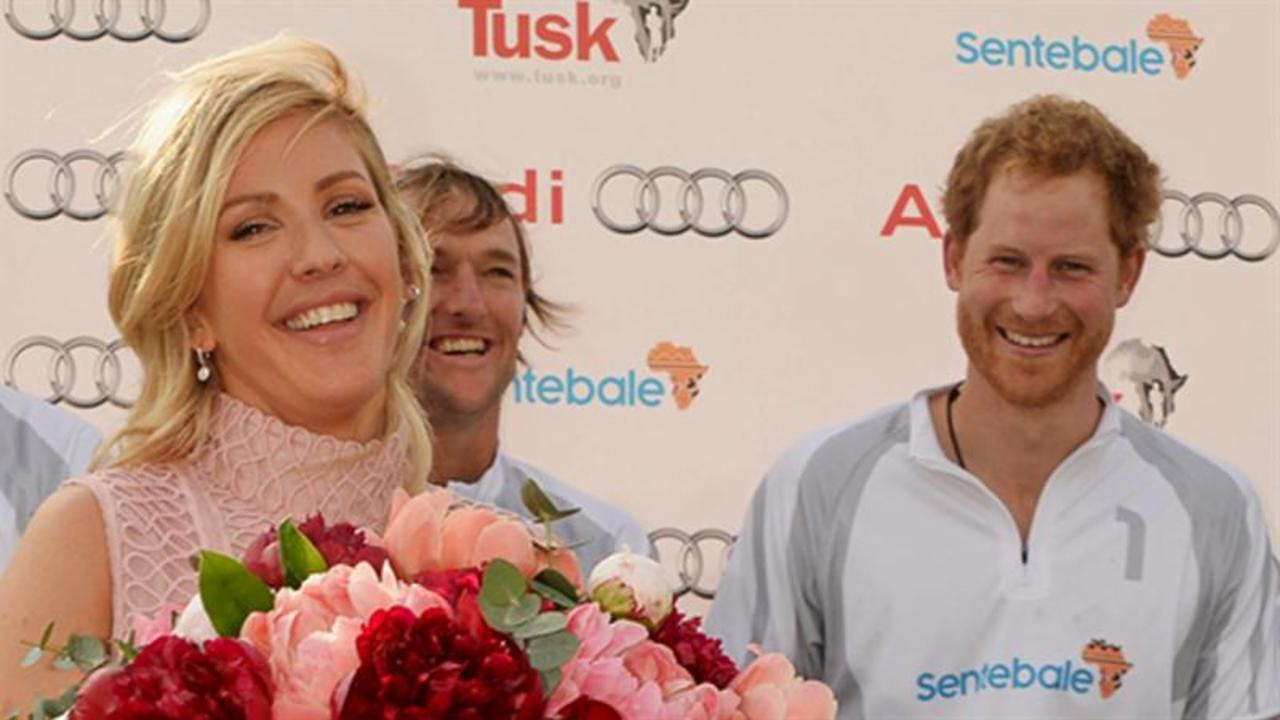 Prince Harry and Ellie Goulding Spark Romance Rumors