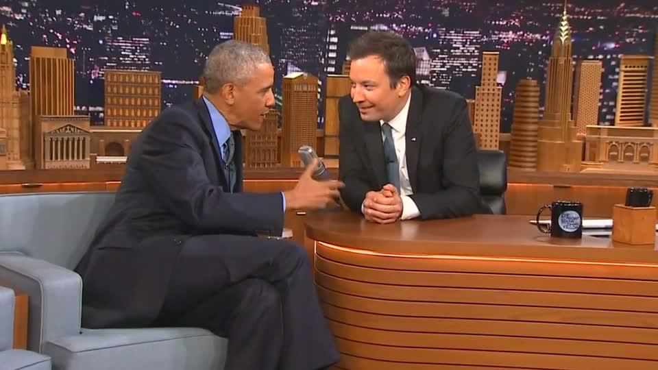 "Obama to appear ""Tonight Show Starring Jimmy Fallon"""