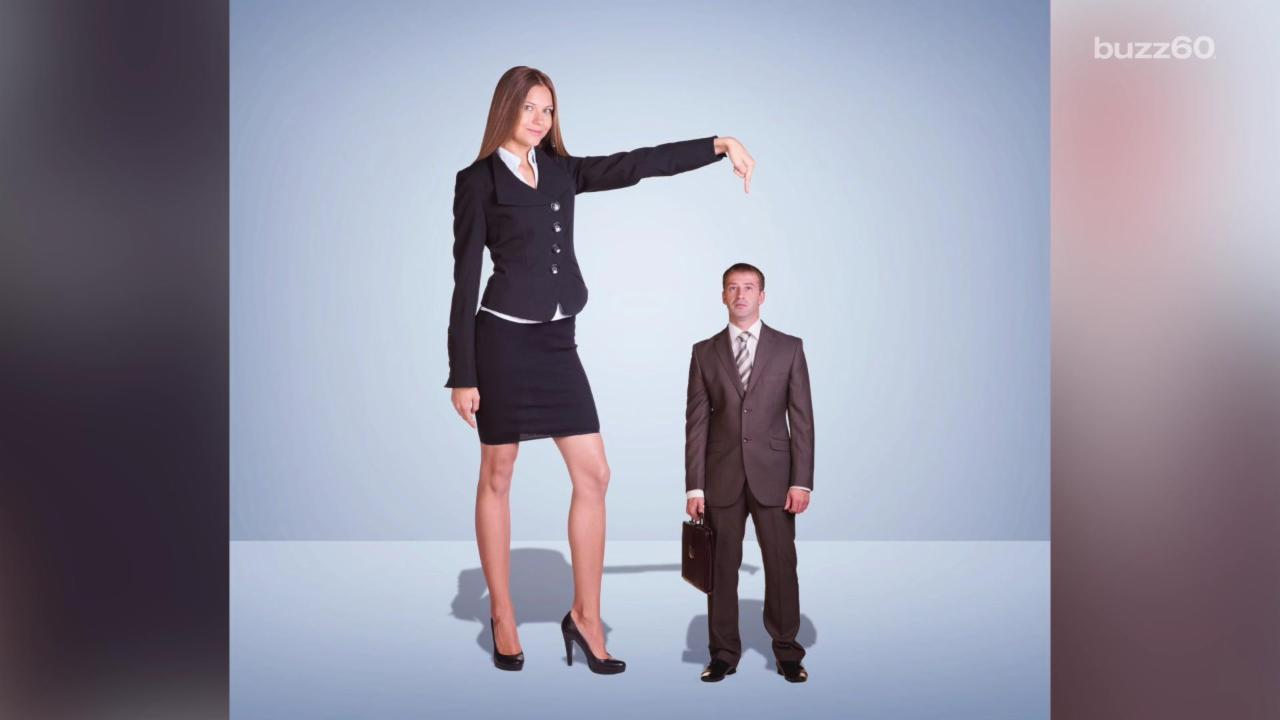 tall people are more productive than short people aol news