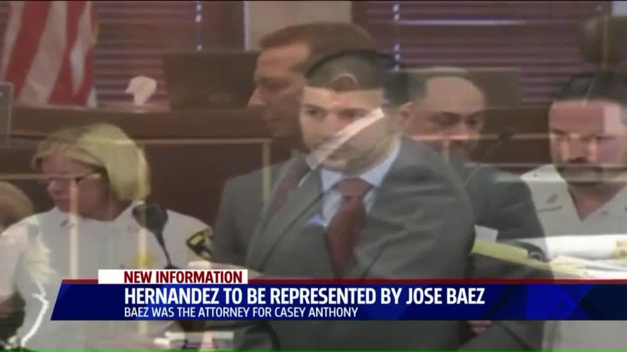 Aaron Hernandez Hires Casey Anthony's Lawyer
