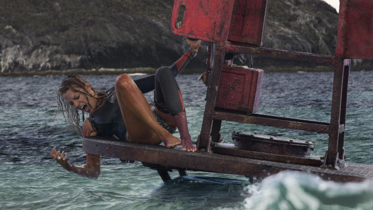 'The Shallows' (2016) Trailer 3