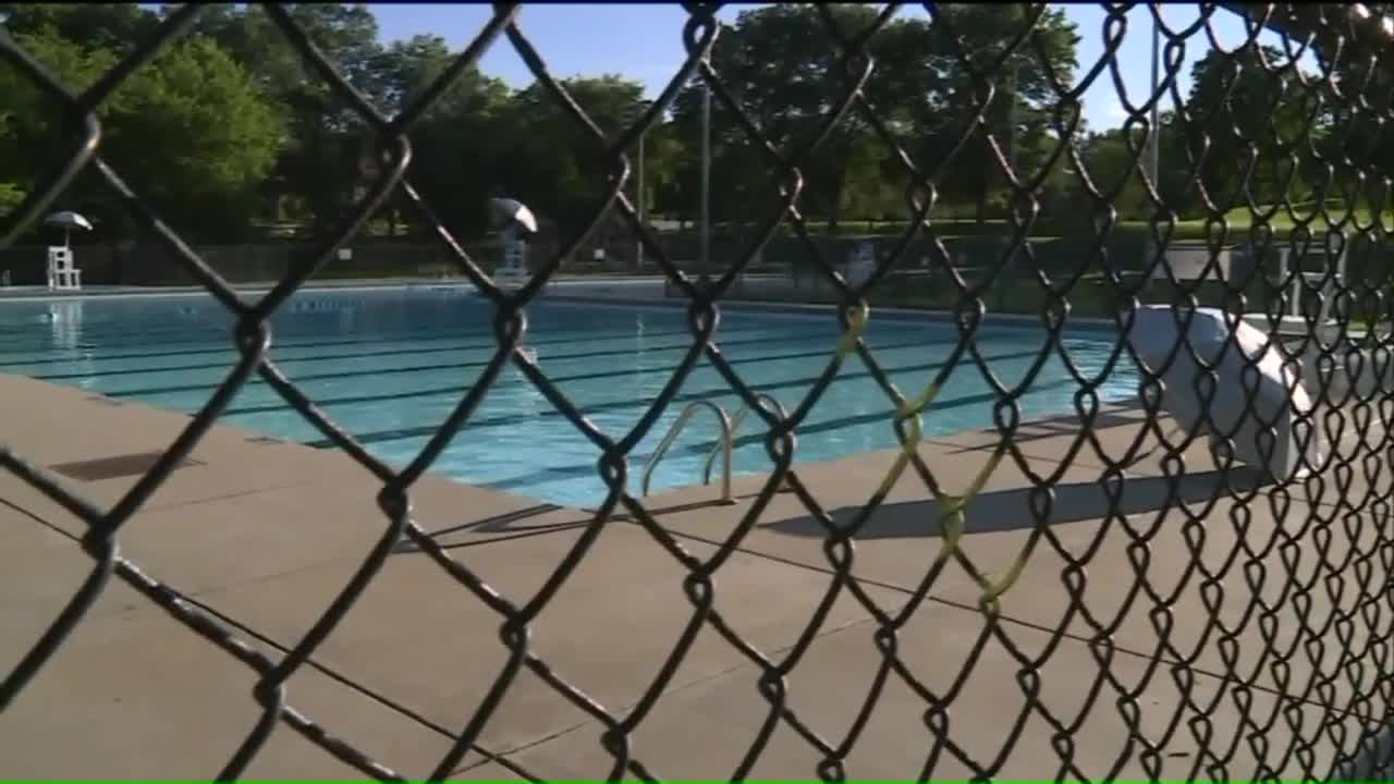 9-Year-Old Saves Little Girl from Drowning at Public Pool