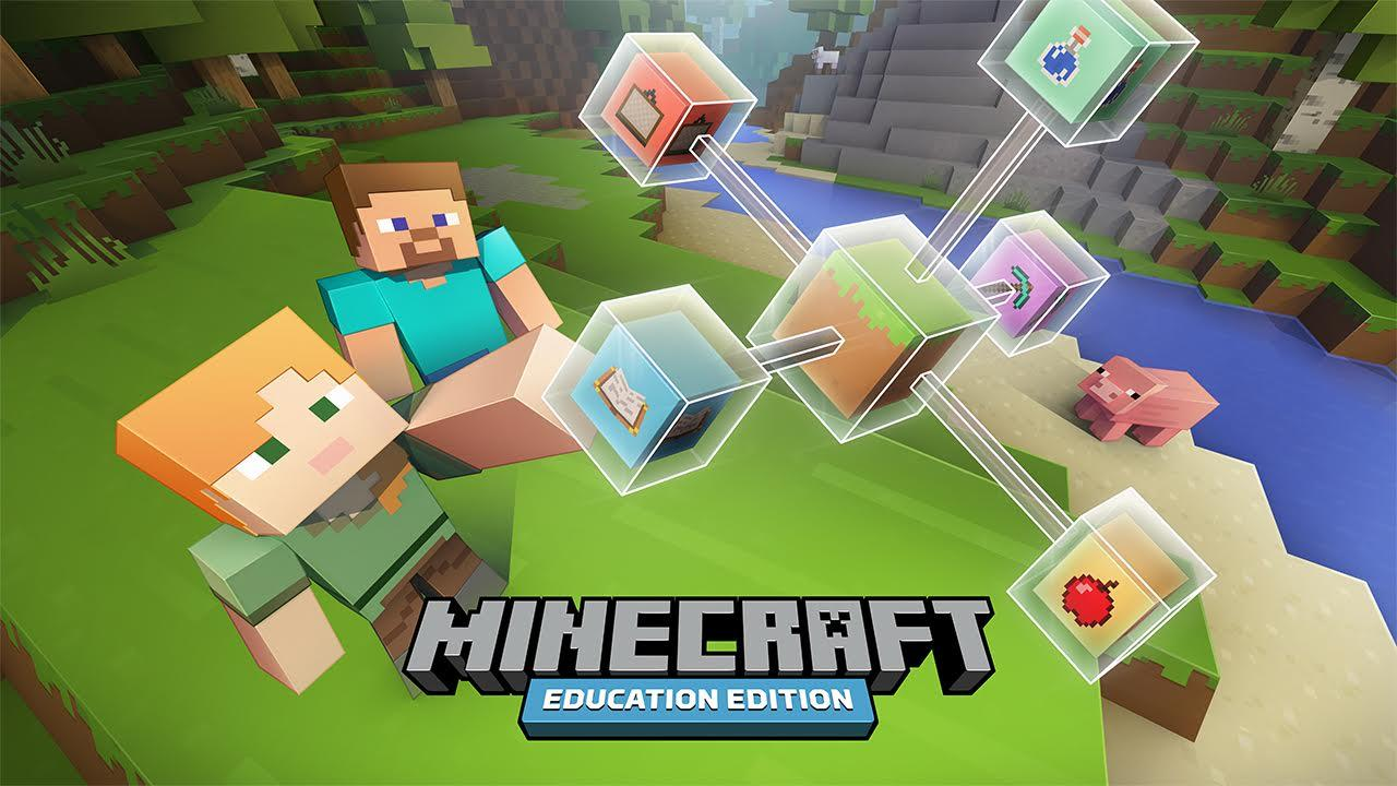 Minecraft in Education Info Trailer