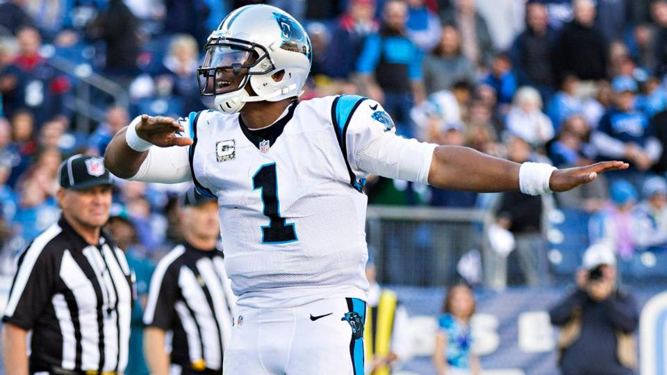 A history of Cam Newton and the 'Dab'