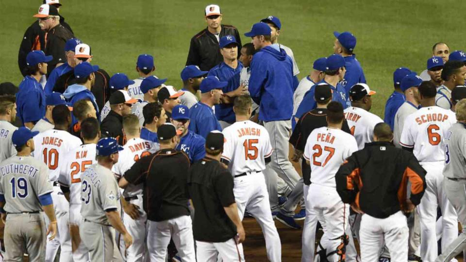 Are Brawls Good for Baseball?