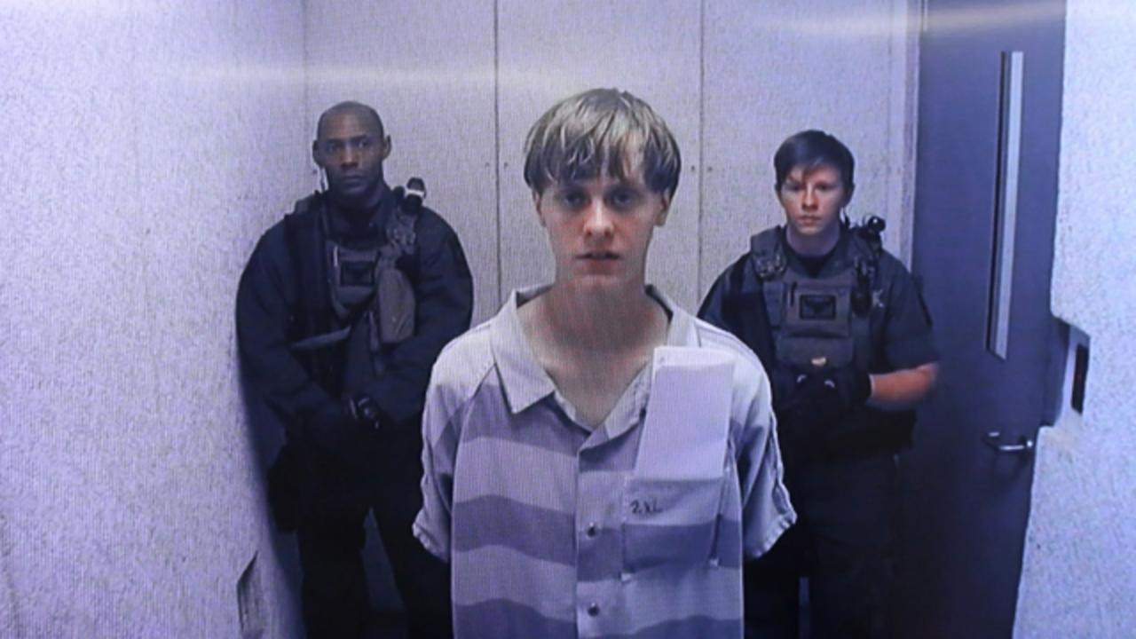 The Charleston Church Shooter Wants to Waive His Right to a Jury