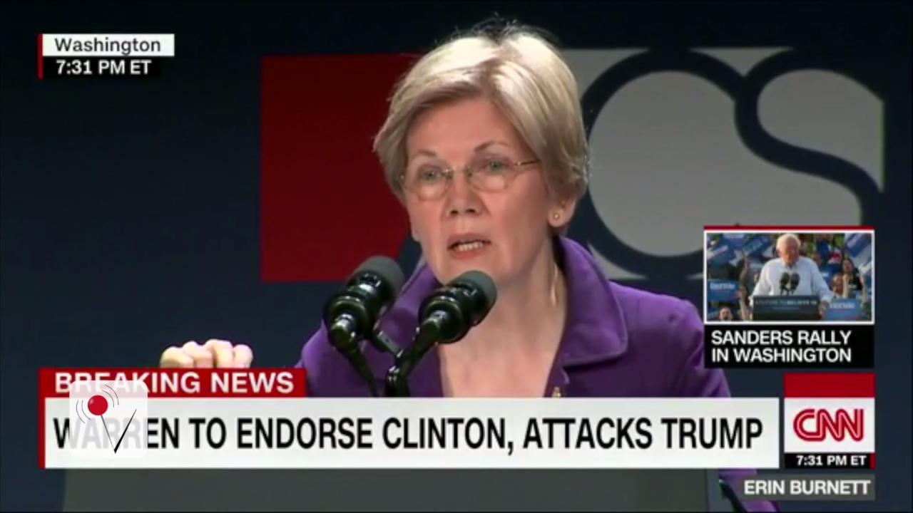 Hillary Clinton's Two-Woman Ticket With Elizabeth Warren?