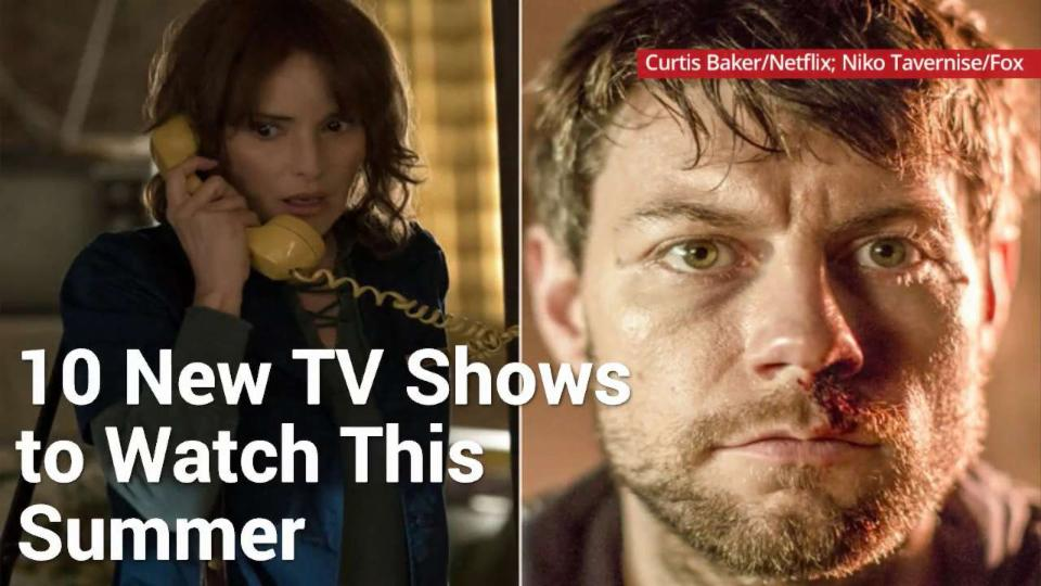 10 New TV Shows To Watch This Summer