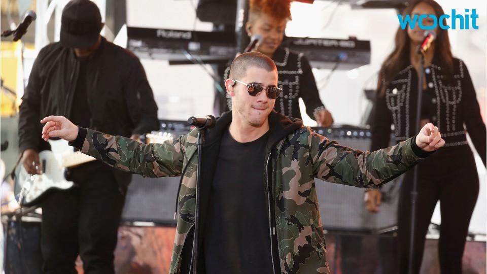 "Nick Jonas Drops New Album ""Last Year Was Complicated'"