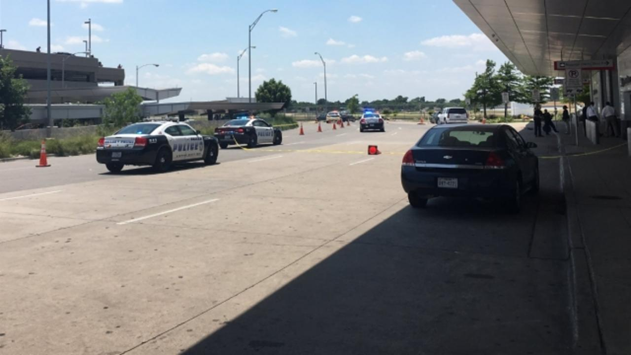 Shooting Reported at Dallas Love Field Airport