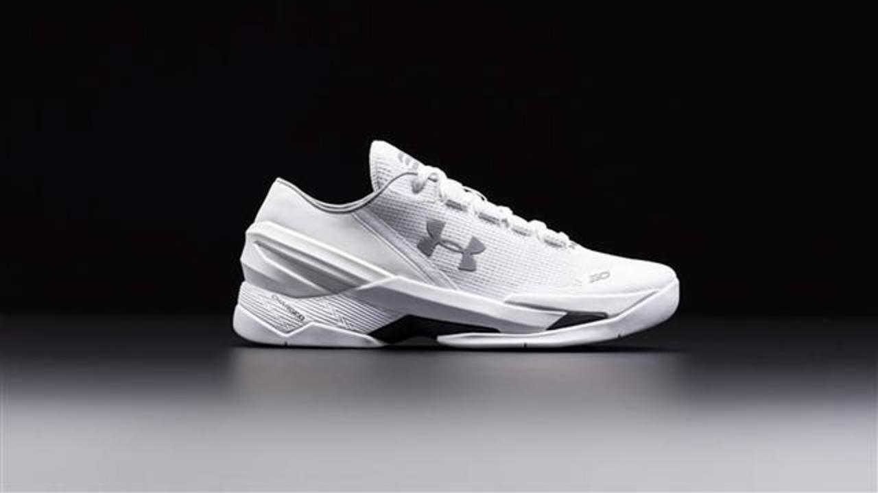 Twitter Mocks Under Armour's Steph Curry 'Chef' Shoe