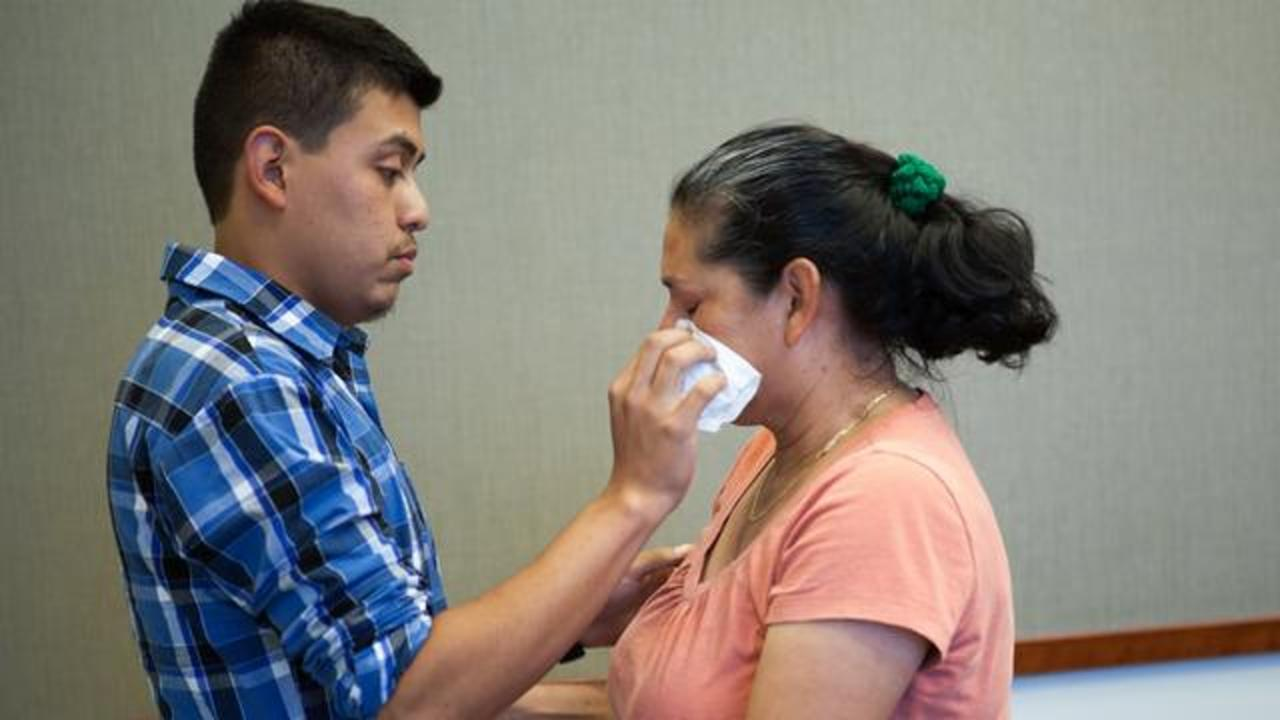 A Mother Has Been Reunited With Her Son 21 Years After He Was Abducted