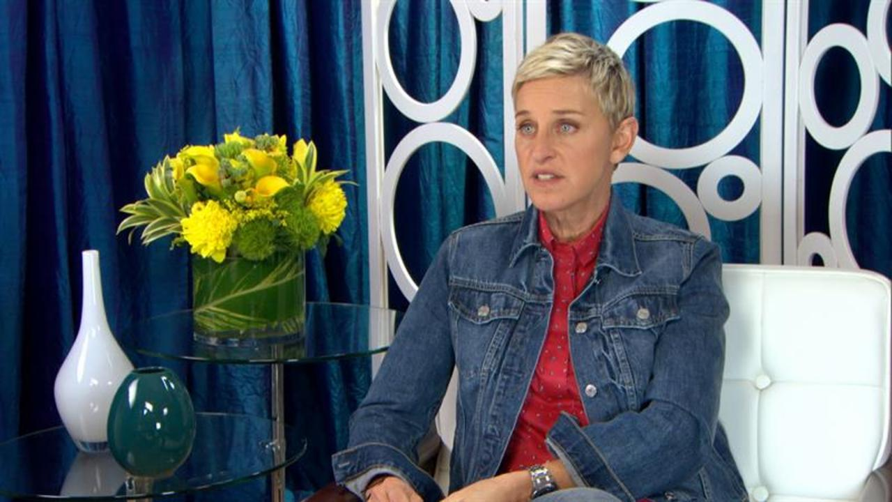 Ellen DeGeneres Spills on Trump and Clinton