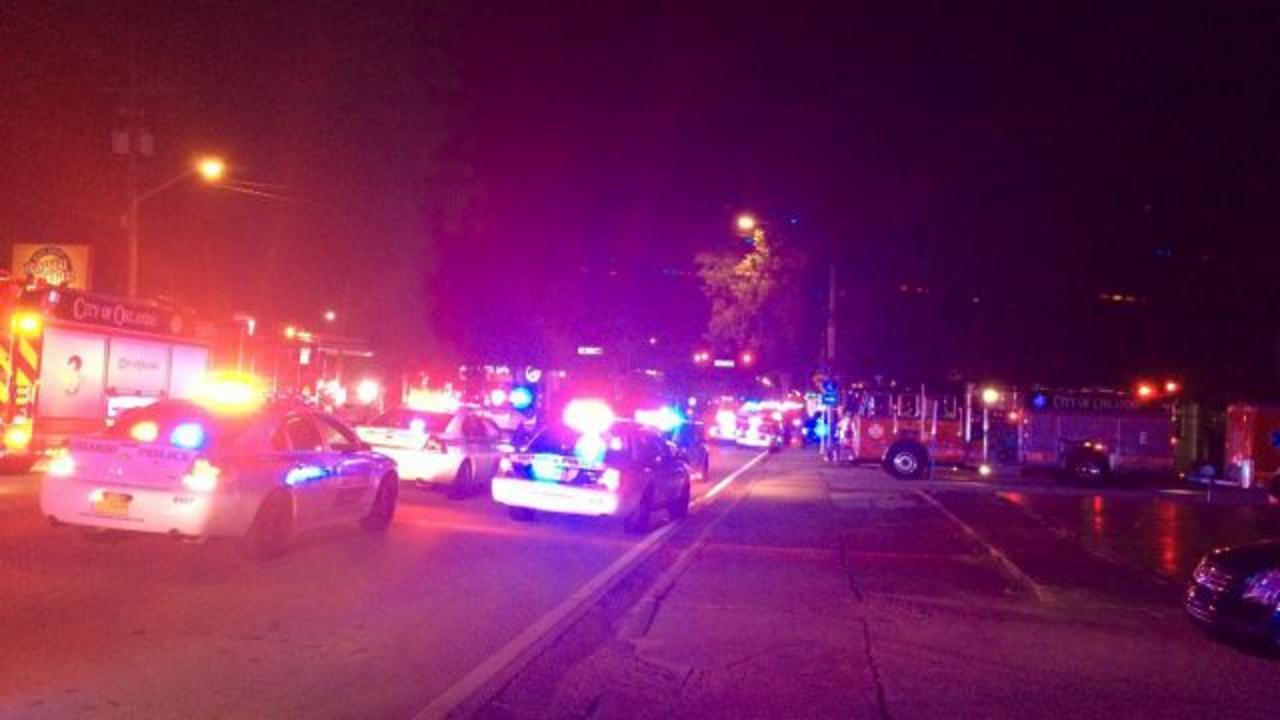 Police: Shooting At Orlando Nightclub A 'Mass Casualty' Situation