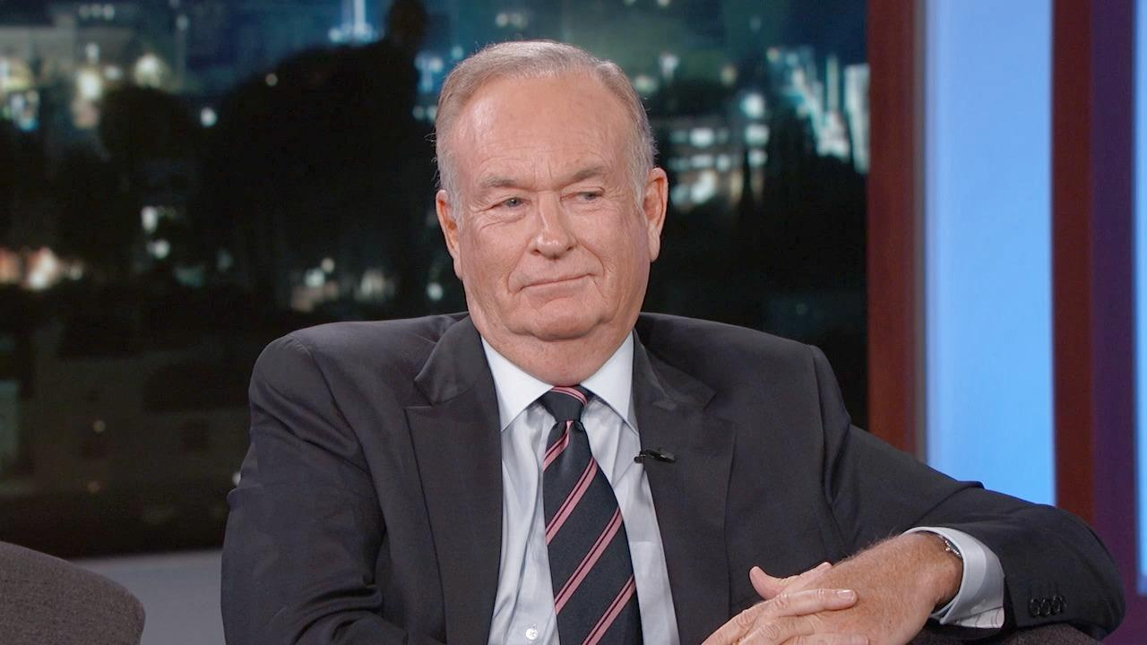 Bill O'Reilly on Donald Trump