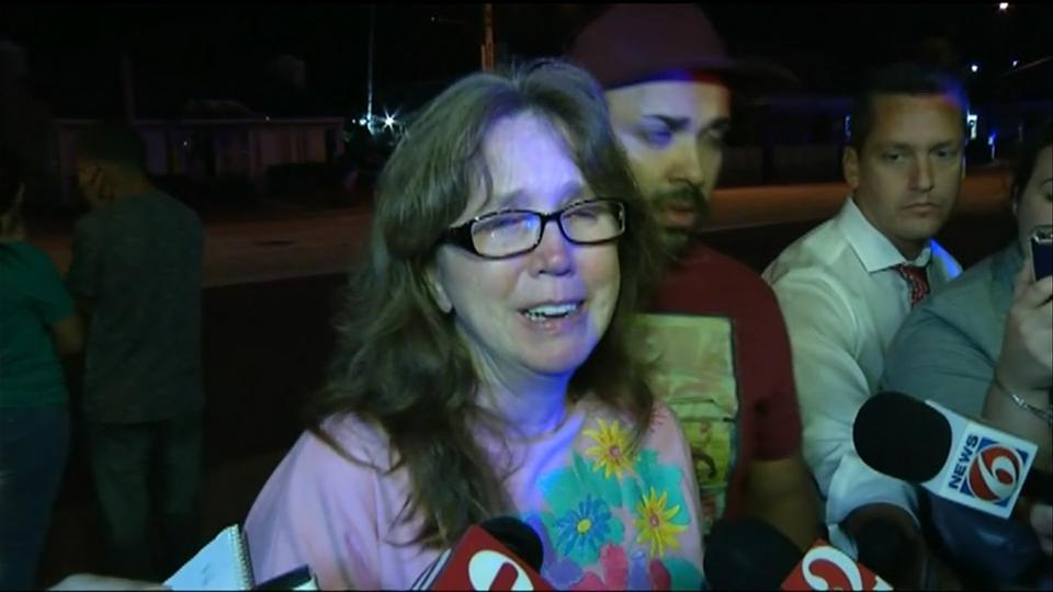 Witness: gunshots, screams and blood at Florida nightclub shooting