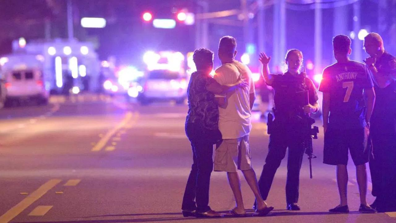 Orlando Shooting: Witness Reacts