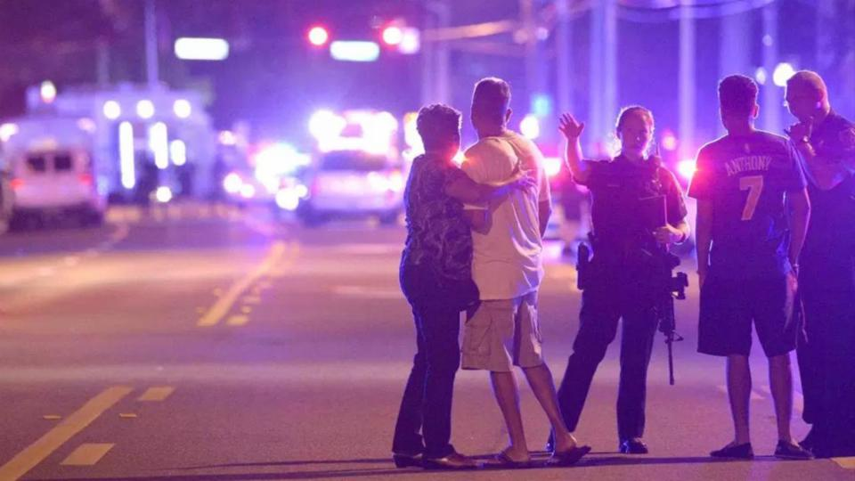 Pulse Nightclub Mass Shooting in Orlando