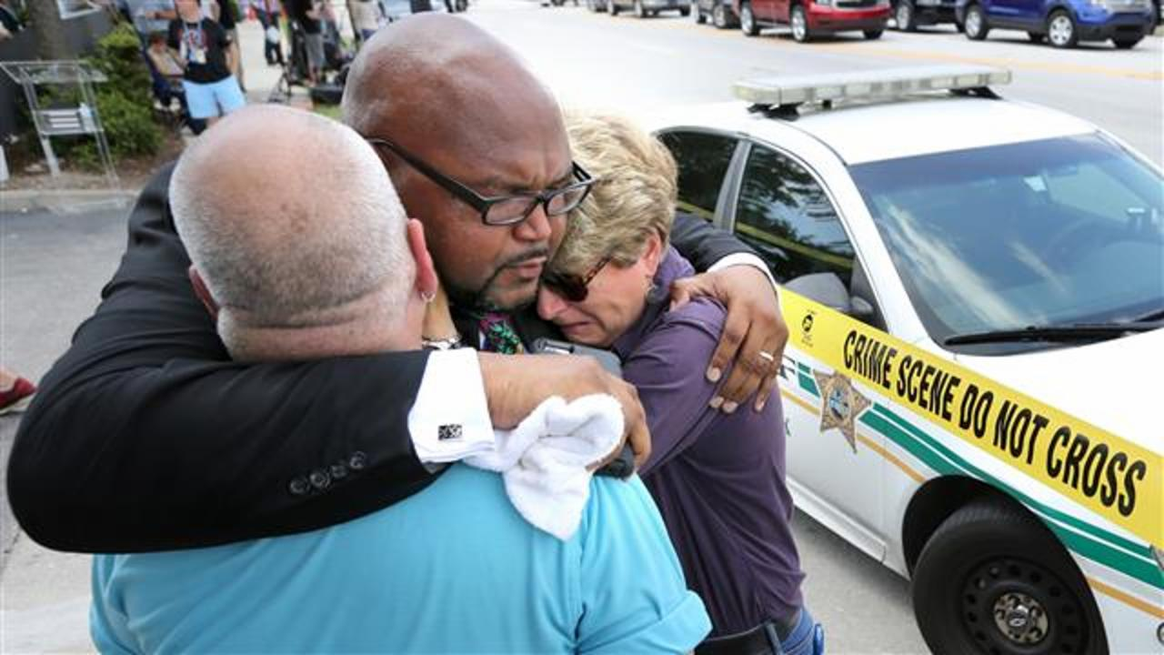 Orlando Shooting Leaves 51 Dead