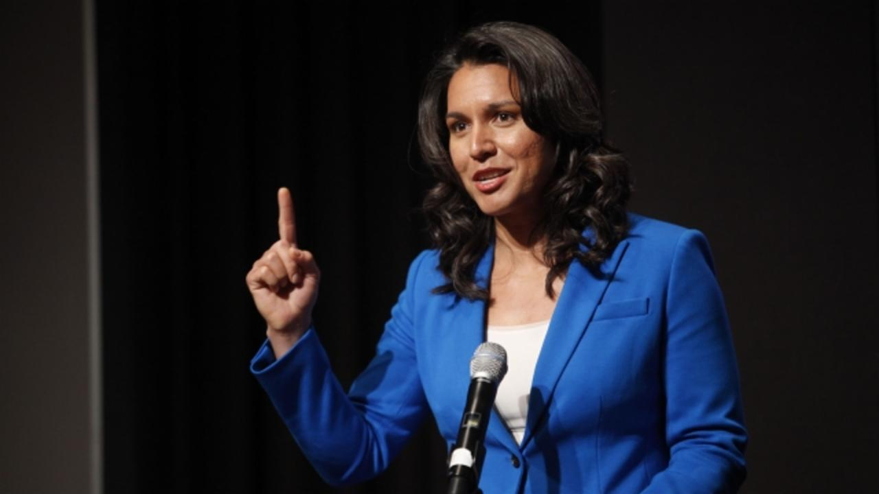 Rep. Gabbard Posts Petition To Eliminate Superdelegates