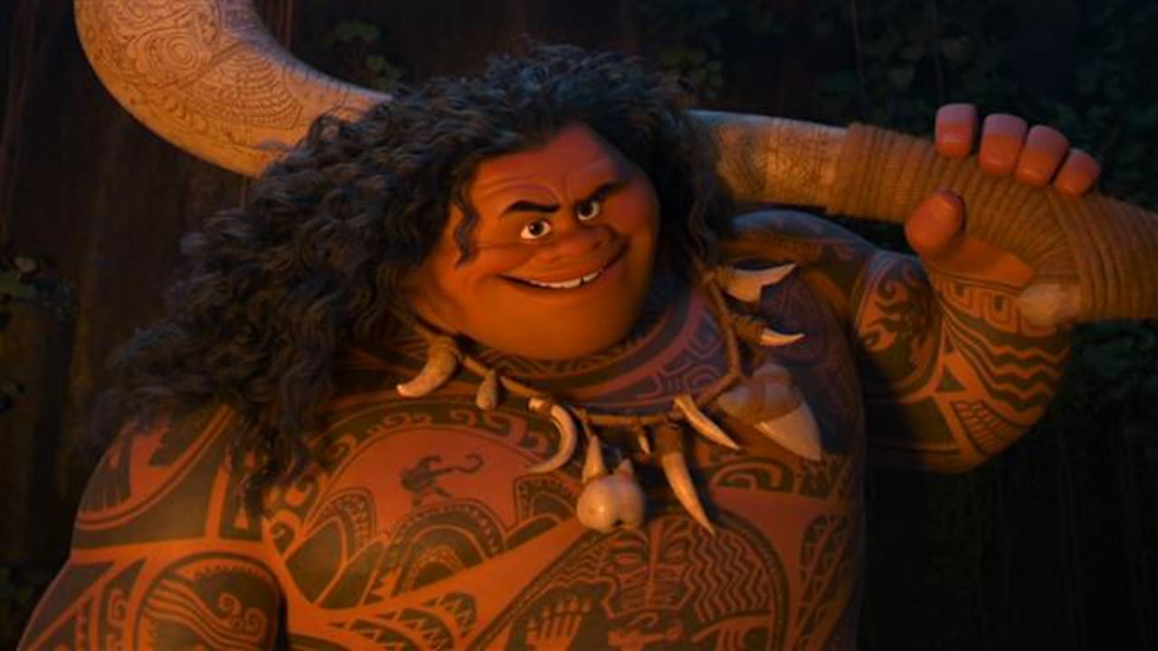 Film Trailer: 'Moana'