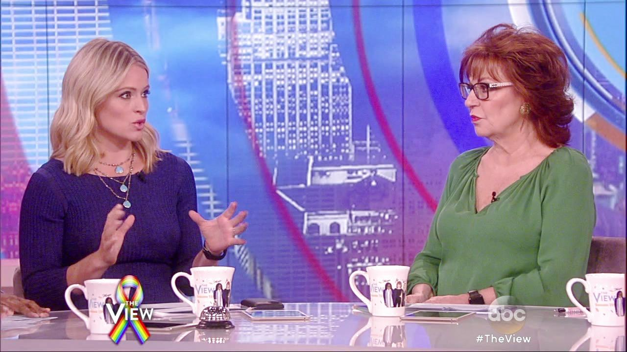 The View Co-host Says Politics Should Remain Separate From Religion