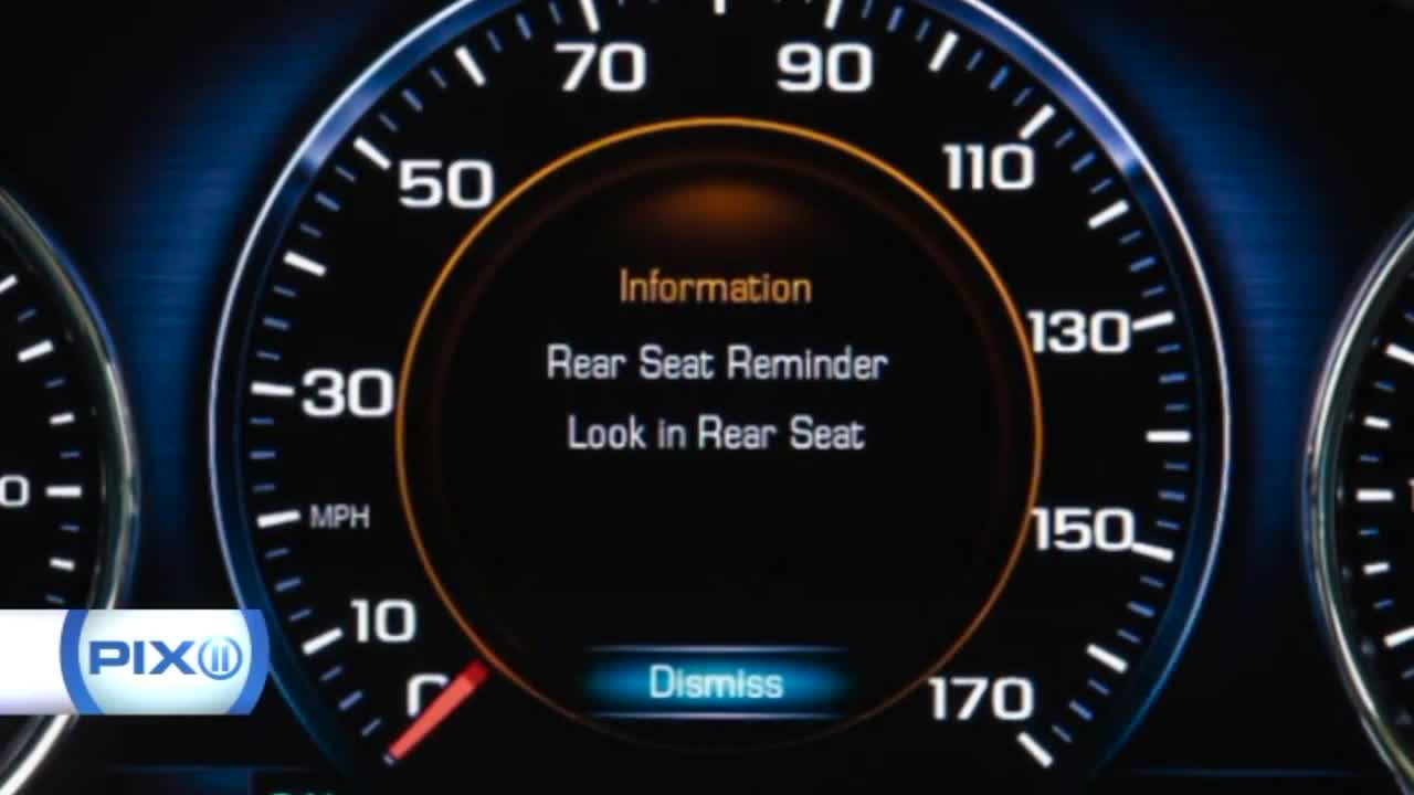 GM Unveils New Feature to Prevent Kids Being Left in Hot Cars