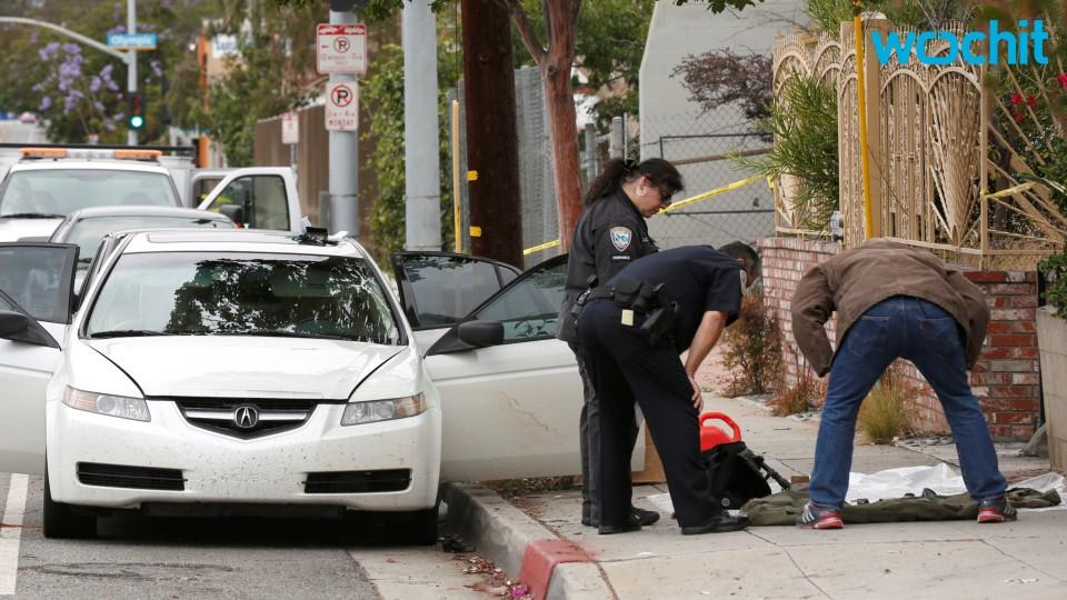 Police Arrest Armed Man Near Gay Pride Parade in California