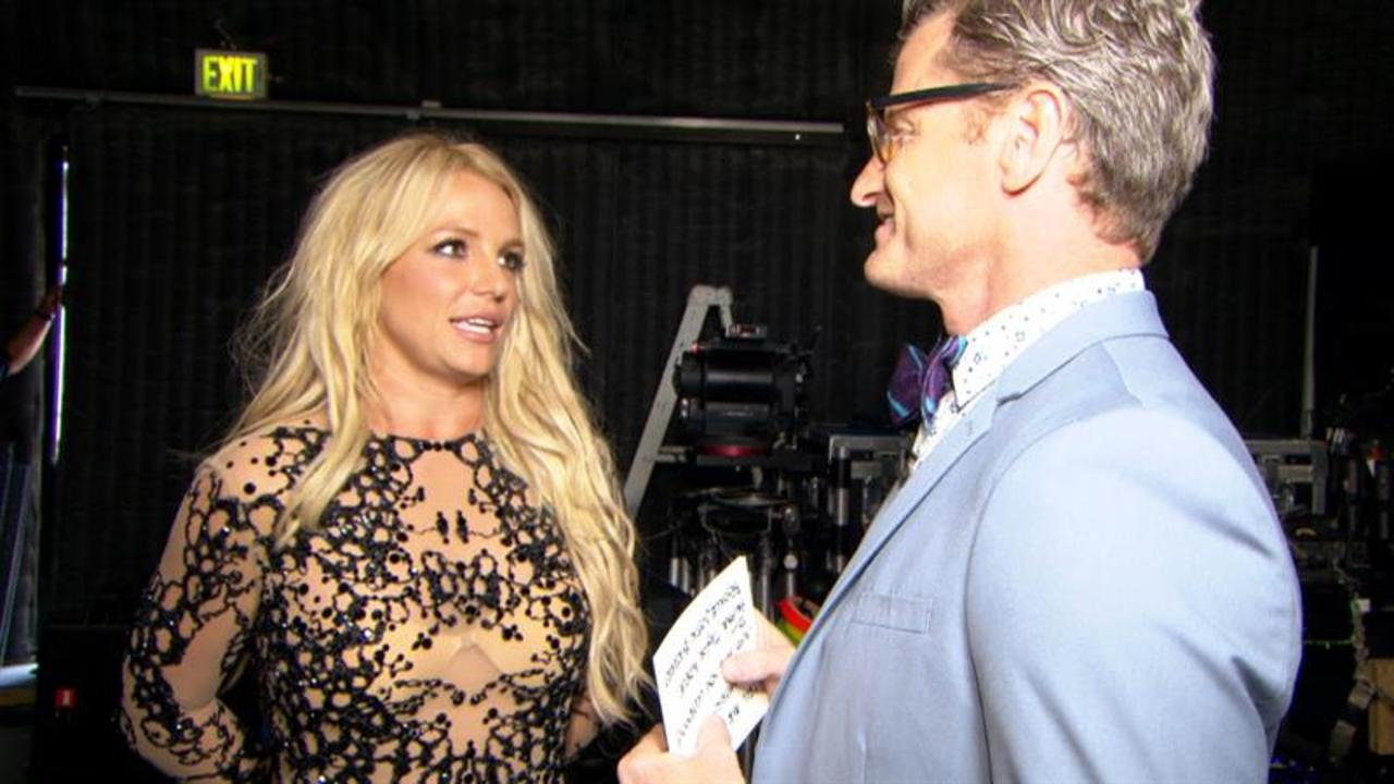 Britney Spears Reveals Inspiration for New Fragrance