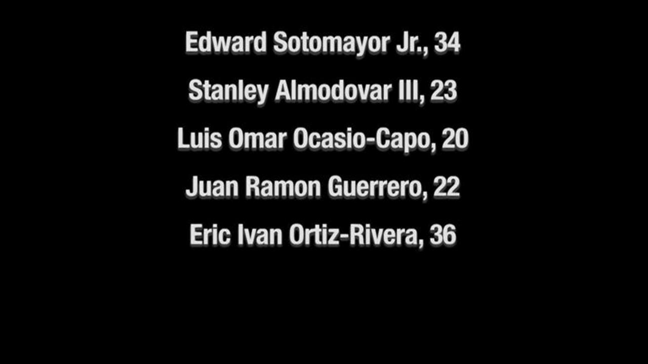 Remembering the Names of the Orlando Shooting Victims
