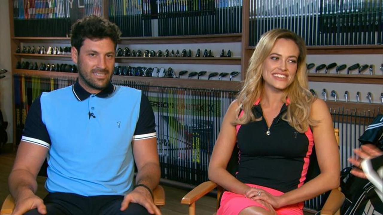 Maksim Chmerkovskiy and Peta Murgatroyd Spill Wedding Plans