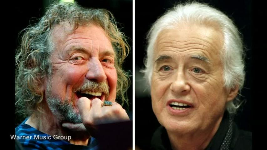 "Led Zeppelin's ""Stairway"" leads to lawsuit"