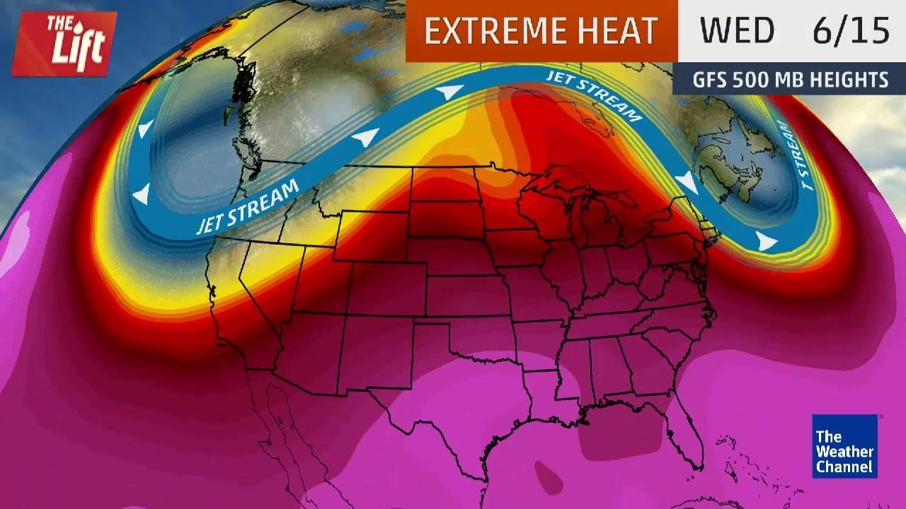 Southwest Heatwave Could Break Records