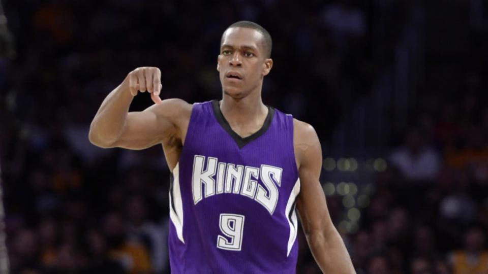 Rajon Rondo on Kings: 'There Were Too Many Distractions on and off the Court'