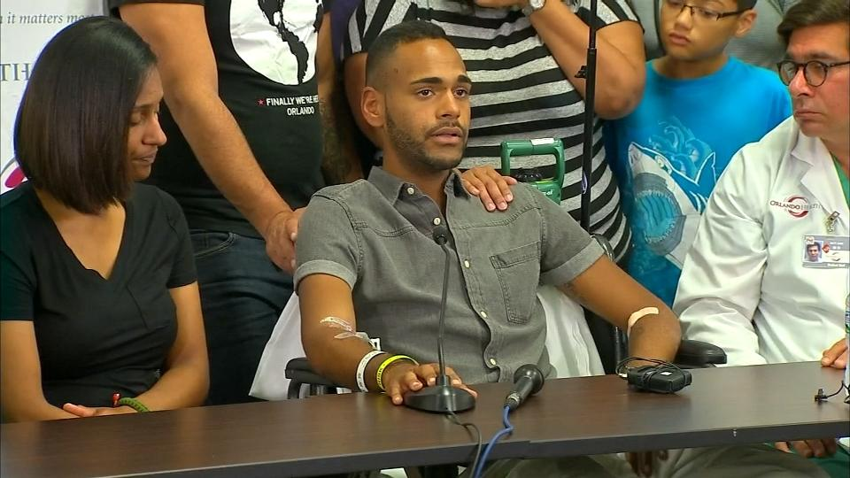 Orlando Survivor Describes Terror Inside Club