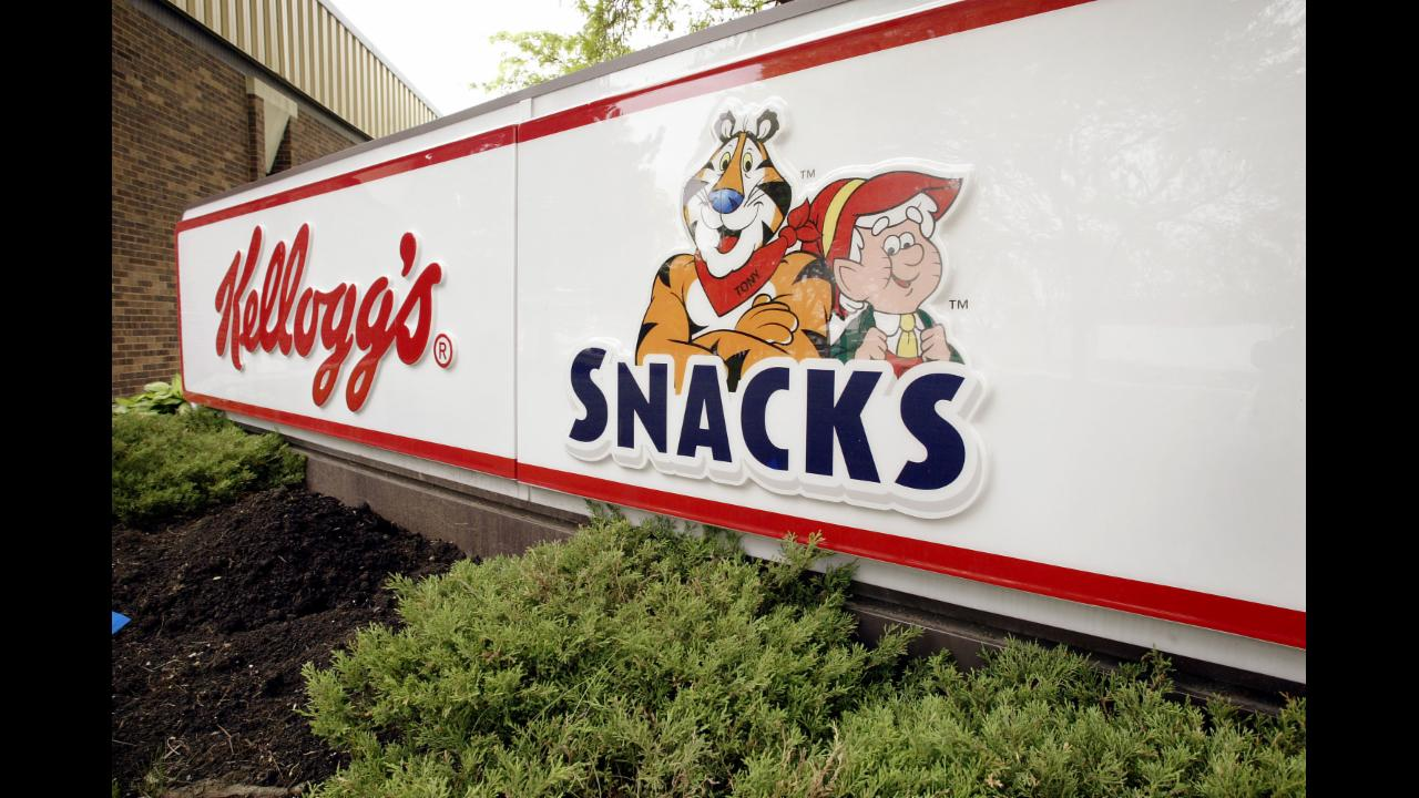 Kellogg Issues Recall After Peanut Residue Was Found in Flour