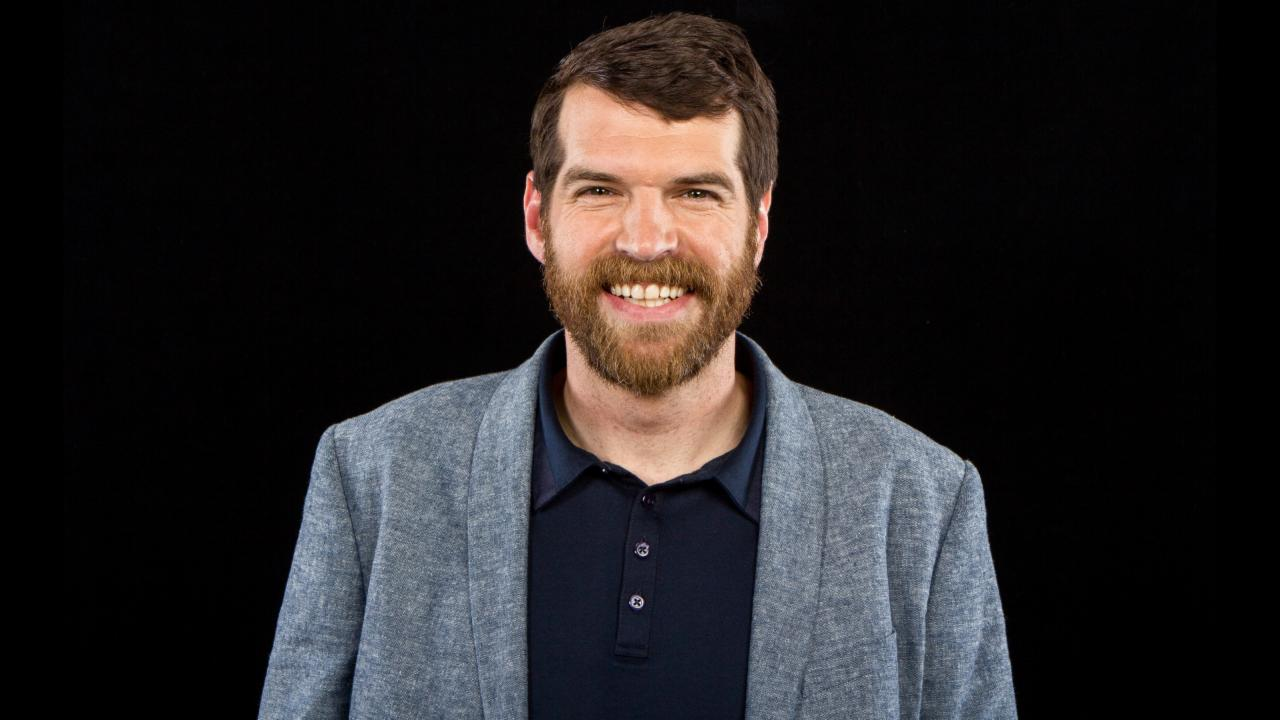 "Timothy Simons On ""Veep"""
