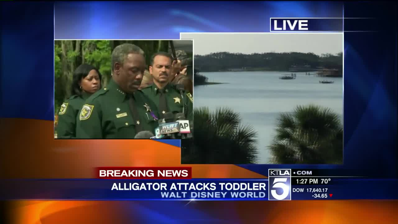 Officials Recover Body Of Toddler After Gator Attack, Identify Family & Victim