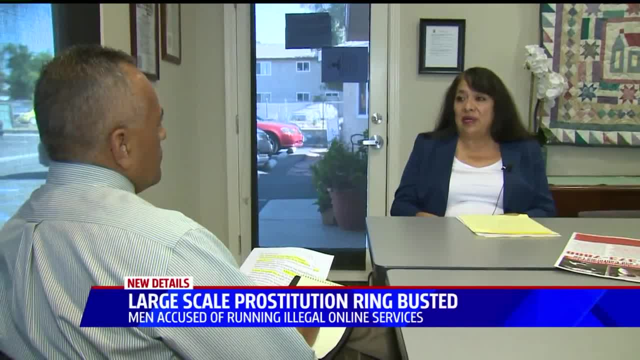 Large Scale Cyber Prostitution Ring Busted In San Diego