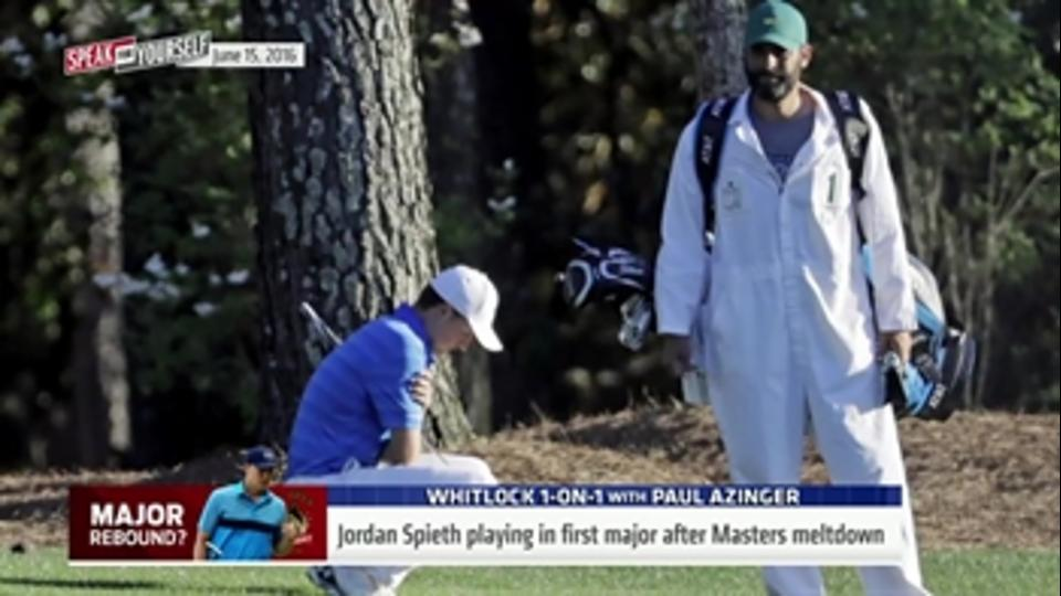 Jordan Spieth has already bounced back after the Masters - 'Speak for Yourself'