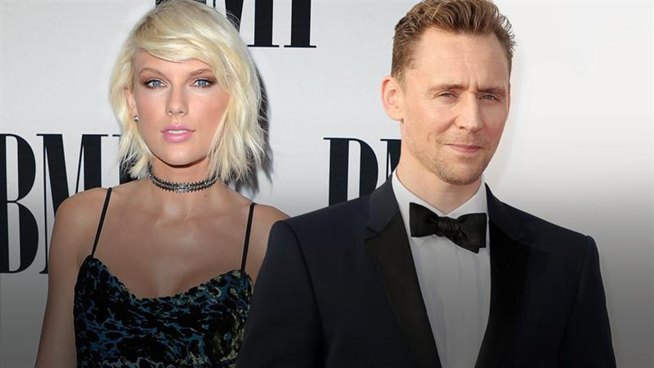 Taylor Swift Caught Kissing Tom Hiddleston