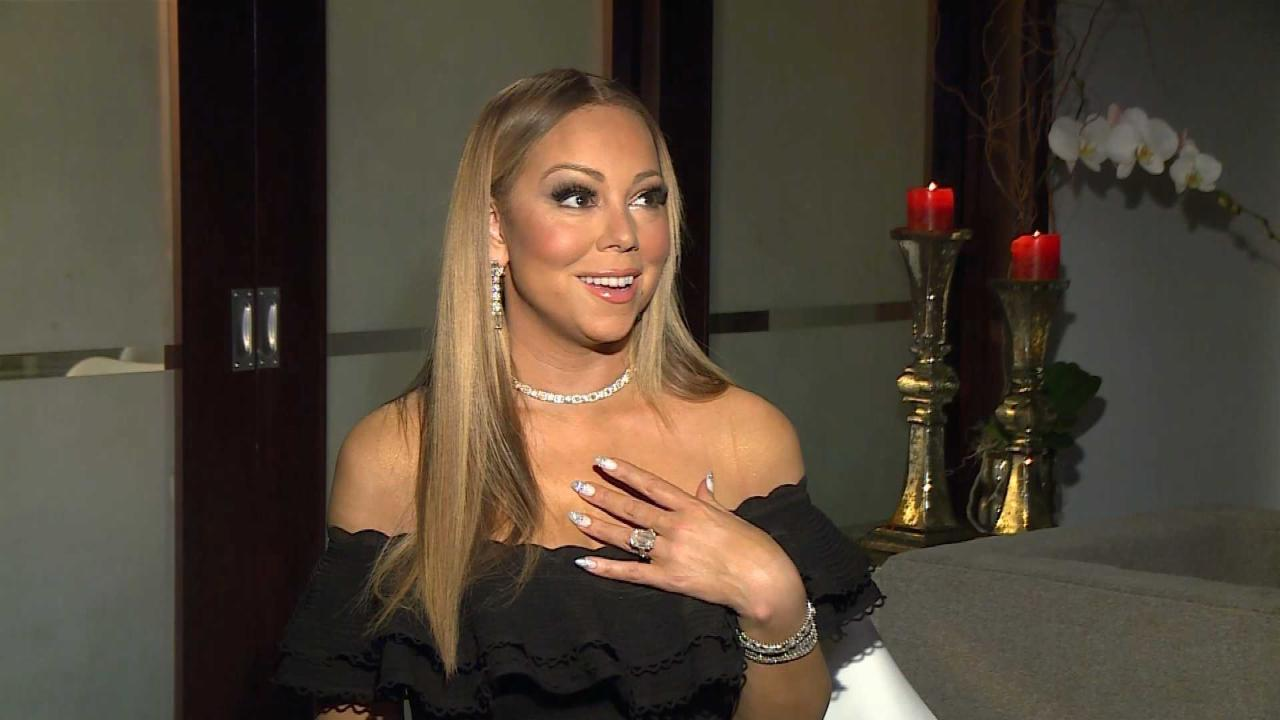 Mariah Carey Spills Latest Wedding Details
